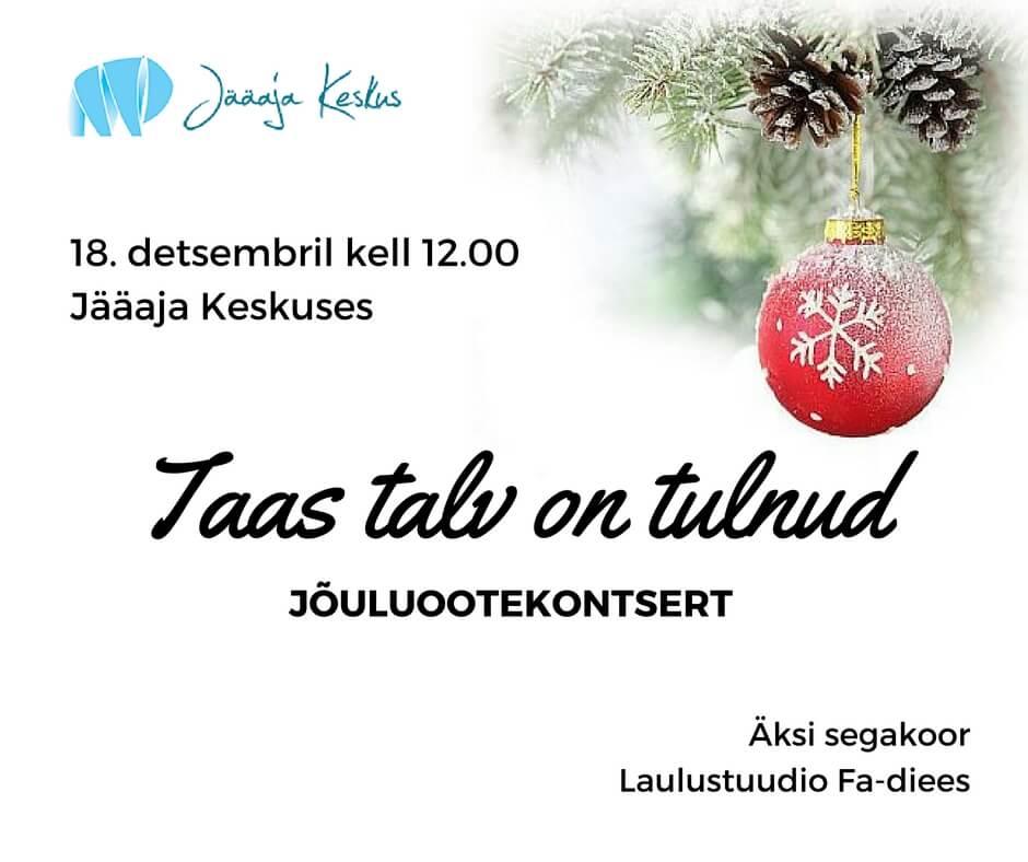 Jõuluootekontsert