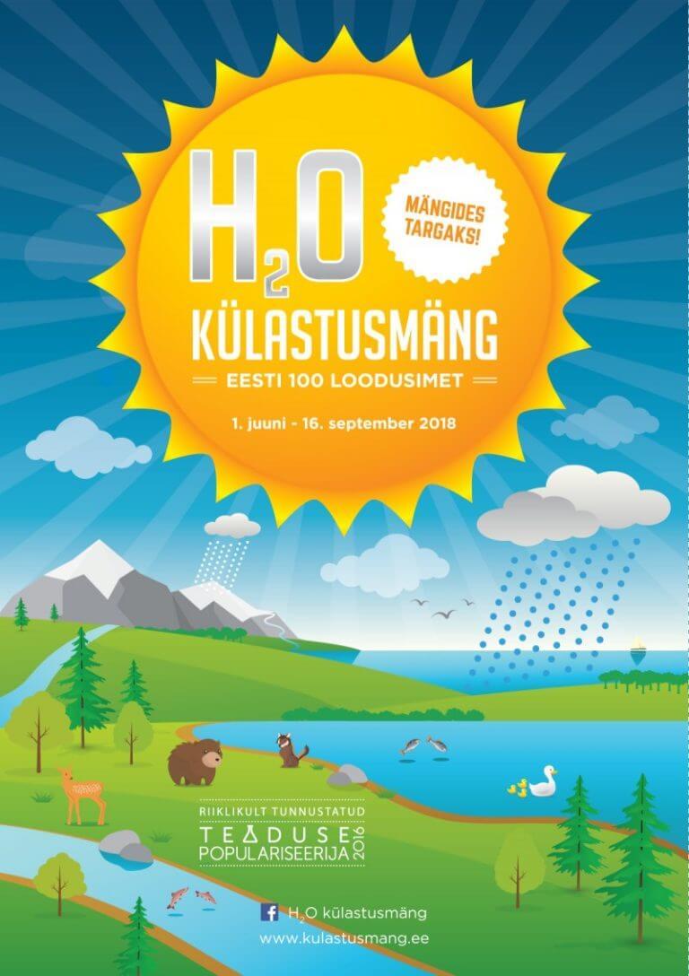 H2O külastusmäng 2018