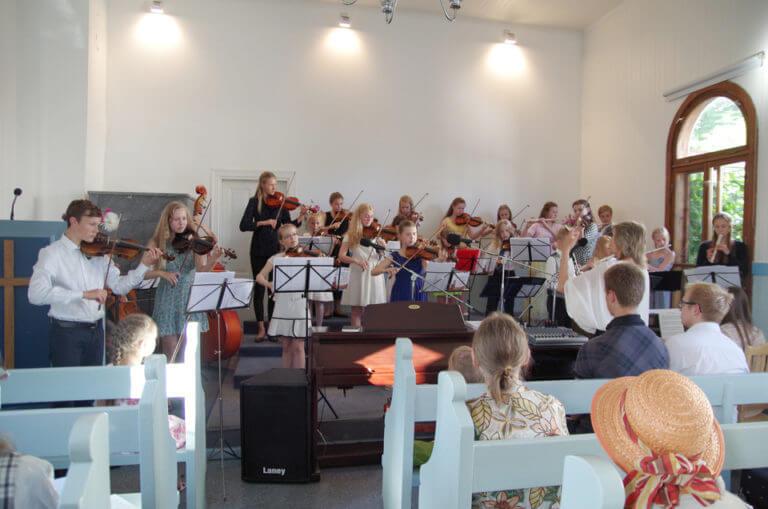 Balti Laste- ja noorteorkester